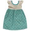 BBYB - Teal Oatmeal Dress