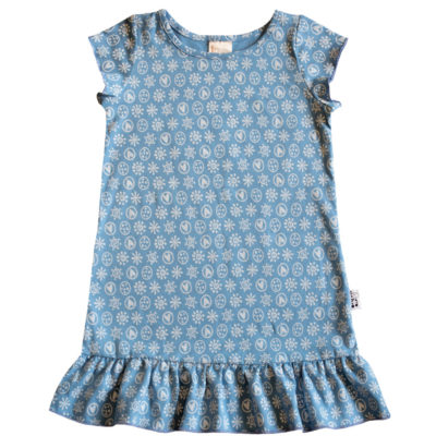 B1AP - BB Allover Print Princess Dress