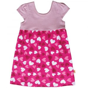 B1CH - BB Cerise Hearts Safari Dress