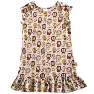 B1CL - BB Choc Lion Princess Dress Zoom 1