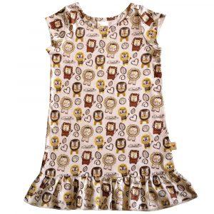 B1CL - BB Choc Lion Princess Dress Zoom 1