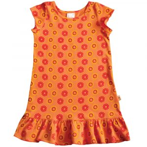 B1FF - BB Flower Print Princess Dress