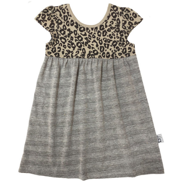 B1LD - BB Leopard Safari Dress