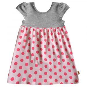 B1QS - BB Quilted Spot Safari Dress