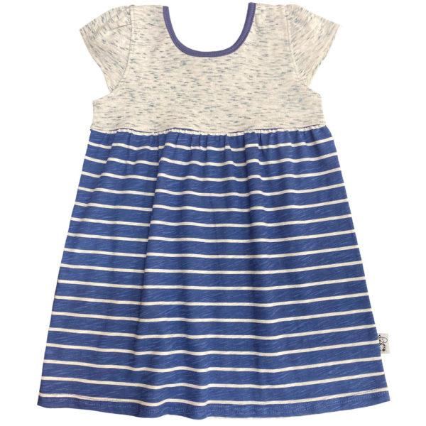 B1TS - BB Teal Speckle Safari Dress Zoom 2