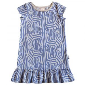 B1ZP - BB Zebra Print Princess Dress