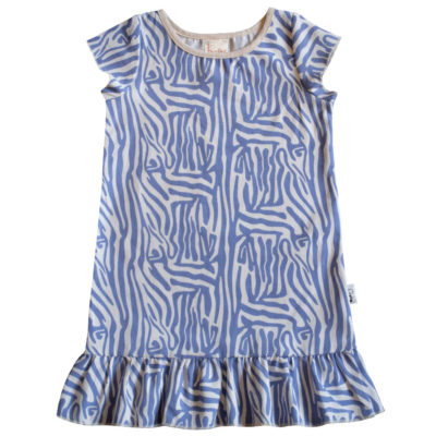 B1ZP - BB Zebra Print Princess Dress