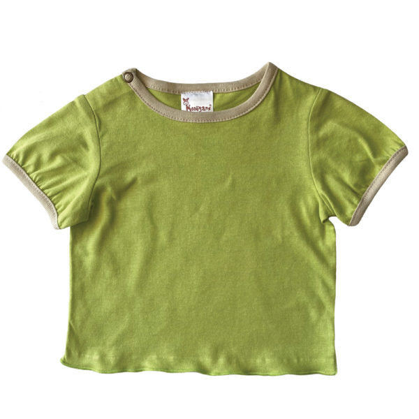 ILV 123 Green Infant Tee