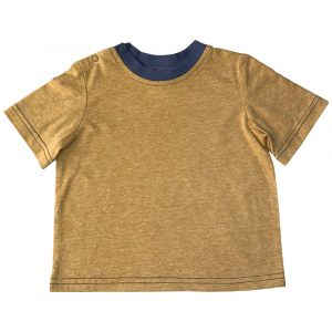 ILV123 Infant Mustard Slub